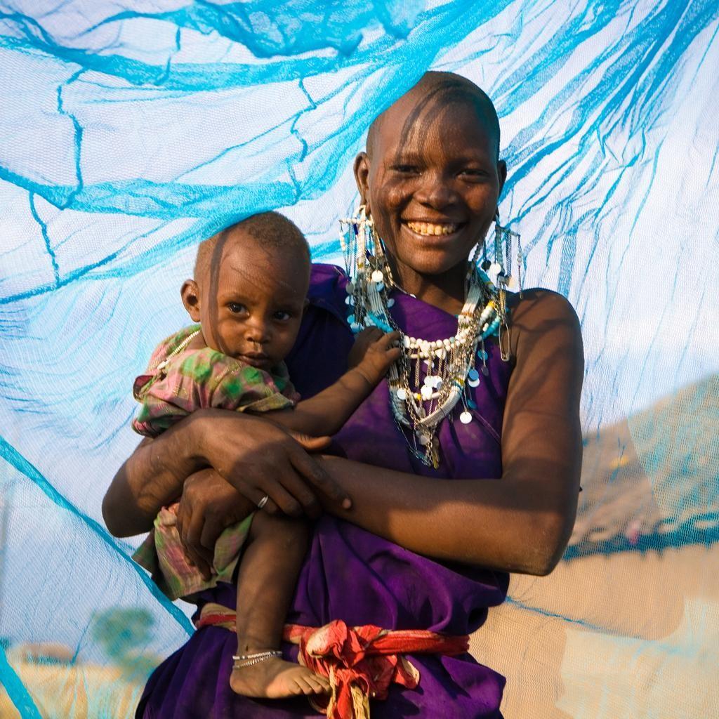 Sıtmaya Karşı Koruyucu Cibinlik Seti