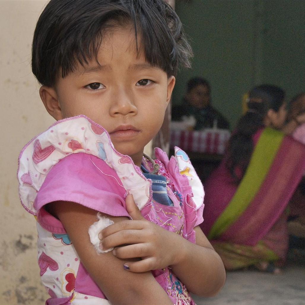 Kızamık Aşısı Paketi